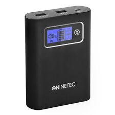 B-Ware NINETEC PowerDrive 2in1 16GB Flash Speicher + 13.400mAh Power Bank Akku B