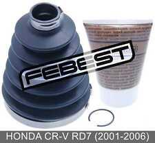 Boot Outer Cv Joint Kit 92X124X27 For Honda Cr-V Rd7 (2001-2006)