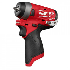 "Milwaukee 2552-20 M12 FUEL 12V Brushless 1/4"" Dr. Cordless Impact Driver"