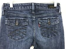 Levi's 545 Jeans For Women/ Size 4M/ Dark Wash/ Low Boot Cut✨👖