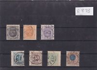 SWEDEN  MOUNTED MINT OR USED STAMPS ON  STOCK CARD  REF R873