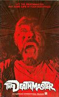 Deathmaster (1972) Robert Quarry, Bill Ewing, Brenda Dickson  Horror Pressbook