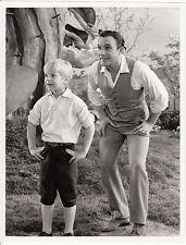 Gene Kelly Bobby Riha VINTAGE Photo Jack and the Beanstalk