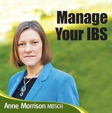 Manage Your IBS Self Help Hypnosis CD Audio UK Hypnotherapy Relief Guide