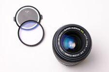 Super Albinar MC Auto Zoom 38-70mm f3.5 Lens Caps & Filter for Olympus OM (2203)