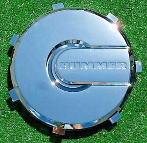 Factory Chrome Hummer H2 Center Cap Genuine GM OEM 20 inch Wheel 6310 9596095