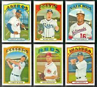 2021 TOPPS HERITAGE Short Print #401-500 SP-BUY MORE & $AVE-99¢ Ship YOU PICK!