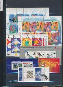 XC66381 Netherlands mixed thematics sheets XXL MNH