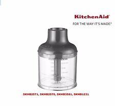 Kitchenaid Stabmixer 5KHB2571/ 5KHB3581 Zerhacker Food Chopper 5KHB003