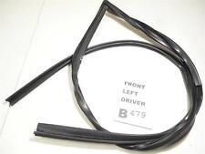 96-00 HONDA CIVIC 2dr hatch DRIVER WINDOW GUIDE SEAL run channel 72275-S03-G01