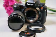 Sony A 900 mit  Sony DT 18-70 mm, Auslösungen, shuttercount only 700