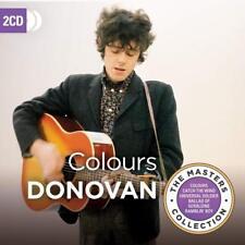 DONOVAN - COLOURS - NEW CD ALBUM - PRE-ORDER