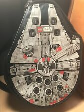 Star Wars Millennium Falcon Mini Lego Large Carrying Storage Bag Neat Oh 2012