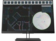"""HP Z24i G2 24"""" WUXGA IPS LED Monitor - Silver"""