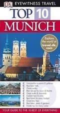 DK Eyewitness Top 10 Travel Guide: Munich, Ledig, Elfie, New Book