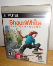 Shaun White Skateboarding (PlayStation Ps3) Brand New & Sealed!