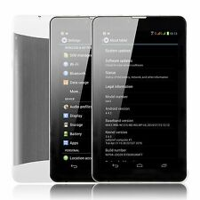 "XGODY 7"" Android 4.4 Phablet 3G Dual SIM Smart Phone Bluetooth GPS WiFi Unlocked"