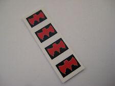 Corgi Juniors NO 69 /1003 Batmobile & Batboat [ Type 6 ] Stickers - B2G1F