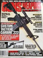 Guns And Weapons For Law Enforcement April 2002, Wilson Combat Tactical .223