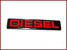 New DIESEL Badge _ Adhesive fit - Multi Use