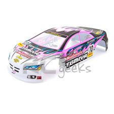 Radio Control Car 1/10 Mazda 6 Racing Track Shell Body Shell 190mm Black S023BK