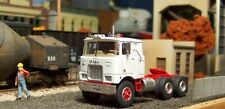 Mack F-700 Sleeper Cab Truck Resin Cast Kit 1/87  By Don Mills Models