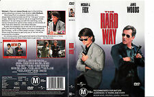 The Hard Way-1991-Michael J Fox-Movie-DVD