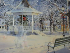 Charles L. Peterson - The Carolers - Encore Edition - Signed & No. TBD/2500