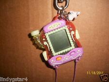 LITTLEST PET SHOP, ELECTRONIC, VIRTUAL, KEY RING,HANDHELD GAME, HASBRO 2005,CAT