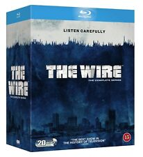 The WireComplete Series 1-5 Box Blu Ray
