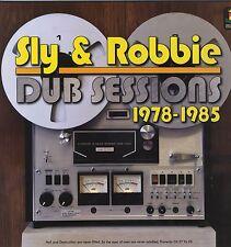 Sly & Robbie - Dub Session 1978-1985 NEW VINYL LP £10.99