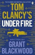 Tom Clancy's Under Fire, By Blackwood, Grant,in Used but Acceptable condition