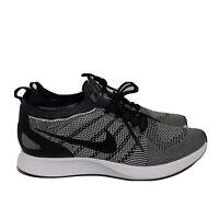 Nike Air Zoom Mariah Flyknit Racer Mens Running Black 918264-015 Mens Size 13