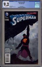 SUPERMAN #33 - CGC 9.2 - 0339448009