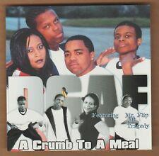 "DGAF cd ""A Crumb To A Meal"" 2001 Lightfoot 17 Tracks RAP Mr Flip+JB+Tragedy Used"