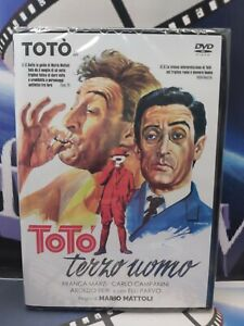 TOTO TERZO UOMO*DVD*INTROVABILE