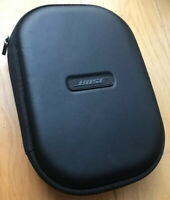 Genuine Bose QC QuietComfort 35 Travel Hard Carry Case Black Headphones 25