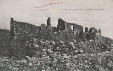 * GORIZIA GORZ - Rovina del Monte San Valentino Sabotino WWI