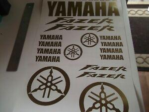 Yamaha...Fazer..full set...vinyl..graphics...x18