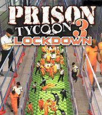 Prison Tycoon 3: Lockdown STEAM KEY (PC) 2007, Simulation, Fast Dispatch