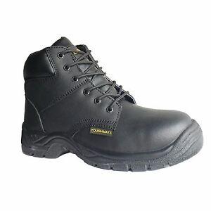 TOUGHMATE 6290 Work Boots, Steel Toe Cap Safety, AustralianStandard, FREE POST!
