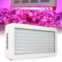 1200W LED Grow Light Medical Garden Plant Veg & Bloom Panel Lamp Full Spectrum