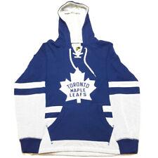 Sweatshirt NHL Pullover Hood Toronto Mapple Leafs senior hockey
