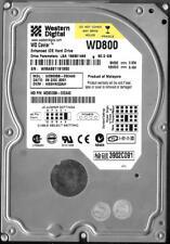 WESTERN DIGITAL WD800BB-00CAA0 80GB IDE HARD DRIVE  DCM: HSEHNQ2AH