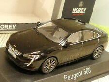1/43 Norev Peugeot 508 2018 schwarz 475823