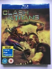 Clash Of The Titans (Blu-ray, DVD,2010)
