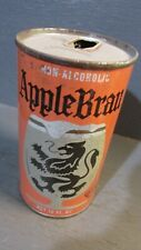 1960`S Alder Brau_ Juice Tab_ N/A_ Steel Beer Can -[Read Description]-