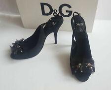 Dolce&Gabbana D&G Women's Shoes Club Party Pumps, size UK7 / EUR 40 (vv)