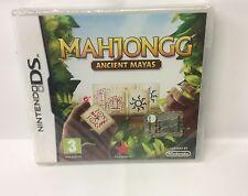 MAHJONGG - ANCIENT  MAYAS - NINTENDO DS