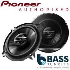 BMW E46 Pioneer 500W 13cm 2-Way Front Door & Rear Shelf Car Speakers Kit